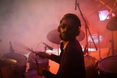 drummer imagens de stock
