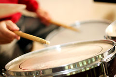 Drummer 3 Stock Photos