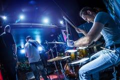 drummer Royalty-vrije Stock Afbeeldingen