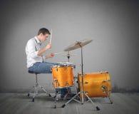 drummer imagem de stock royalty free