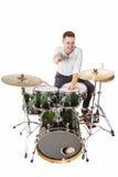 drummer fotos de stock