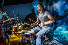 drummer Immagine Stock