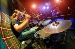 drummer Immagini Stock Libere da Diritti