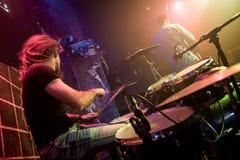 drummer Fotografie Stock