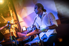 drummer foto de stock