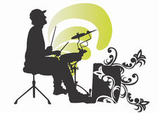 Free Drummer Stock Photography - 869572