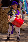 Drummer boy Royalty Free Stock Images