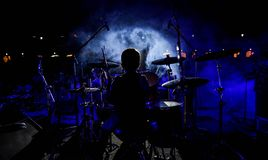 THE DRUMMER BOY , Rock and roll stock photo