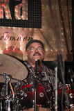 Drummer - Dennis Chambers Stock Image