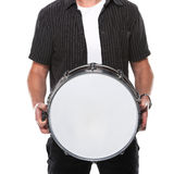 Drummer. Royalty Free Stock Images