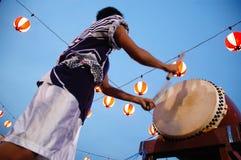 Drummer II Stock Images