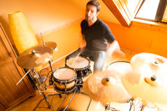 Drummer Royalty Free Stock Images