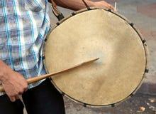 Drummer of Ramadan Stock Image