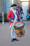 Drummer in show in Disney World Orlando Royalty Free Stock Photo
