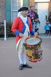 Drummer in show in Disney World Orlando Royalty Free Stock Photo