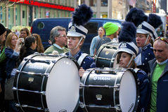 Drummers Royalty Free Stock Photography