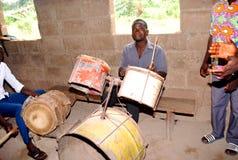drummers Imagens de Stock
