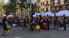 drummers Fotografia de Stock
