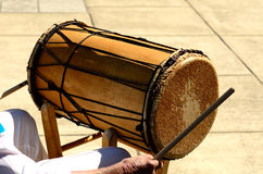 Drumming royalty free stock images