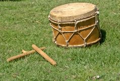 Drums1 免版税库存图片