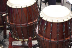 Drums Royalty Free Stock Photo