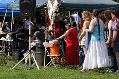 Drums Along The Hudson 2015 18 Royalty Free Stock Images