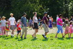 Drums Along The Hudson 2015 48 Royalty Free Stock Photography