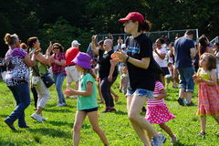 Drums Along The Hudson 2015 84 Stock Photo