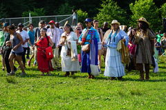 Drums Along The Hudson 2015 Part 4 45 Royalty Free Stock Images