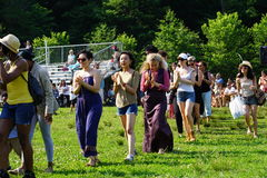 Drums Along The Hudson 2015 Part 2 42 Royalty Free Stock Photo