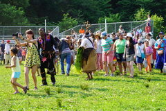 Drums Along The Hudson 2015 Part 3 41 Royalty Free Stock Image