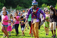 Drums Along The Hudson 2015 Part 3 78 Royalty Free Stock Image