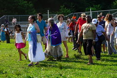 Drums Along The Hudson 2015 Part 4 4 Stock Image
