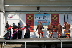 Drums Along The Hudson 2015 Part 4 43 Royalty Free Stock Image