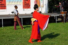 Drums Along The Hudson 2015 Part 4 73 Royalty Free Stock Images