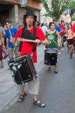 Drums band Stock Photos
