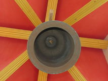 Drums, bells The sound of symbols ... `Buddhist Way - Thai Way` Stock Images