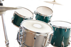 Drums conceptual image. Royalty Free Stock Images