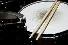 Drums conceptual image. Stock Photos