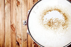Drums conceptual image Royalty Free Stock Photo