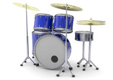 Drums - 3D Stock Images