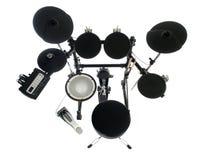 drums elkraft arkivbild