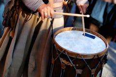 drums gatan Arkivfoton