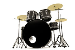 Drums isolated Stock Image