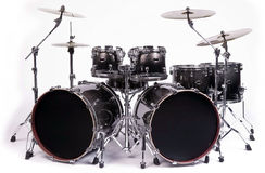 Drums kit Royalty Free Stock Photo