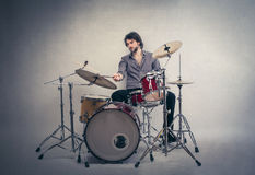 The drums Stock Image