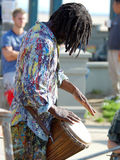 Drums For Peace 3 Royalty Free Stock Photo
