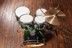 Drums removed from the top Stock Photography