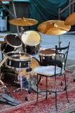 Drums set Stock Image