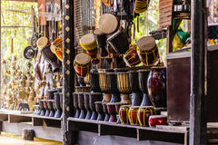 Drums in Thailand Stock Image